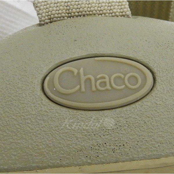 119a8f35a164 kindal  Chaco Graphpaper comment sandals khaki size  M9 (Chaco ...