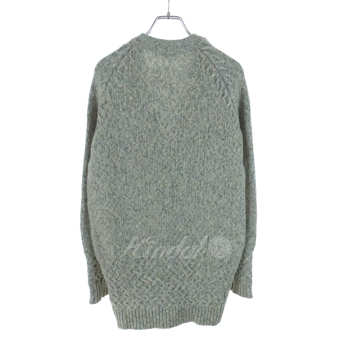 54340750fe1 kindal: Theory long knit cardigan gray mixture size: S (theory ...