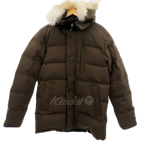 Cleaning A Canada Goose Coat Canada Goose Men Carson Parka Grizzly Brown