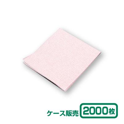 【紙コースター】リフレコースター 日本の色「もも」 (1ケース2000枚)