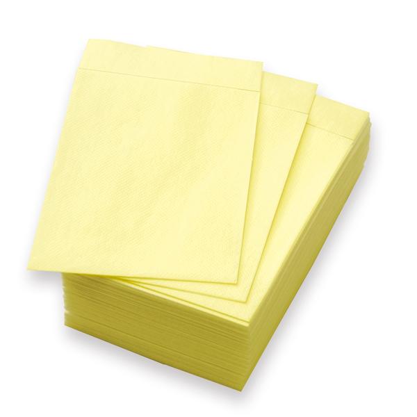 シングルペーパーナプキン お得な10パックまとめ買い 売れ筋ランキング 紙ナプキン 6つ折り紙ナプキン 10パック1000枚 正規認証品!新規格 イエロー