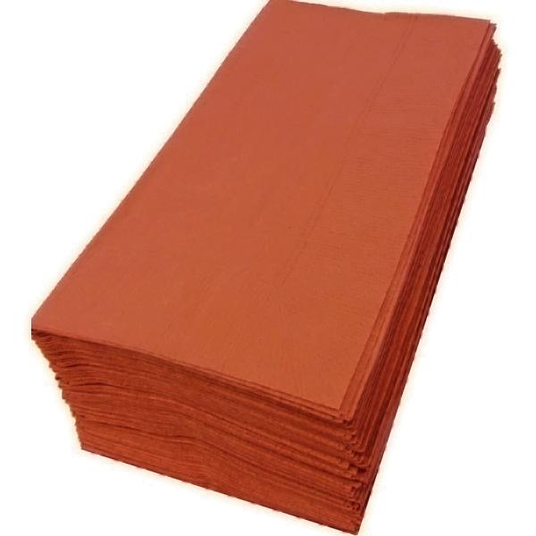 【紙ナプキン】8つ折り2PLYナプキン「パーシモン」(1ケース2000枚)
