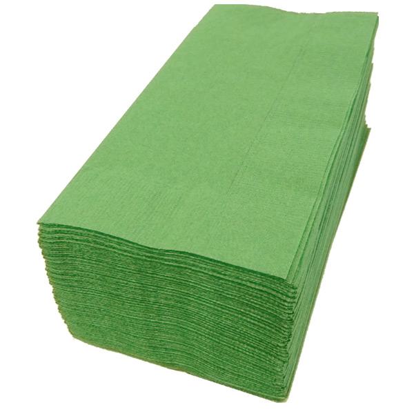 【紙ナプキン】8つ折り2PLYナプキン「グリーンピース」(1ケース2000枚)