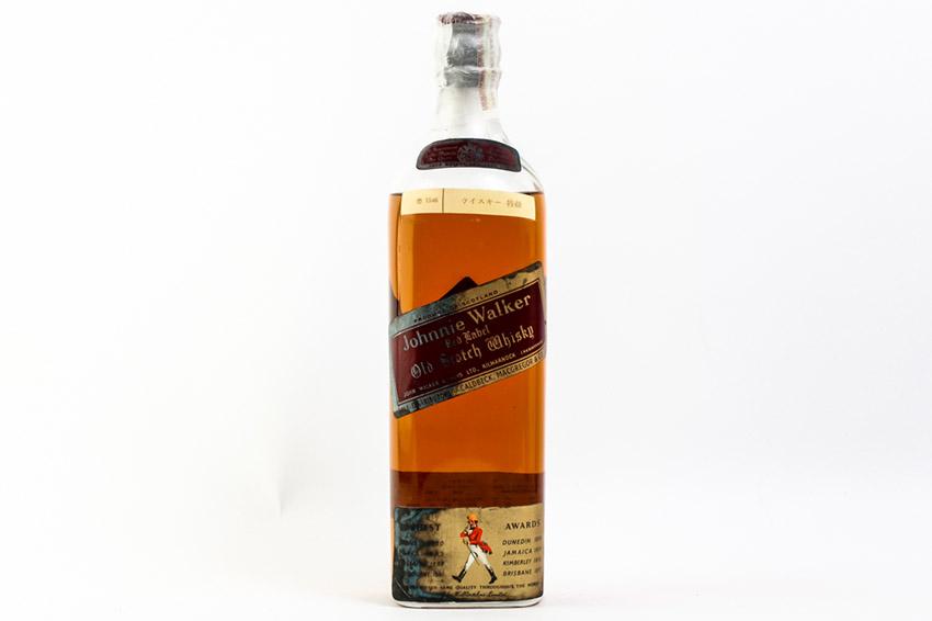 ≪ティンキャップ洋酒≫ ジョニーウォーカー レッドラベル 760ml ≪オールドボトル≫≪古酒≫ #604 alc