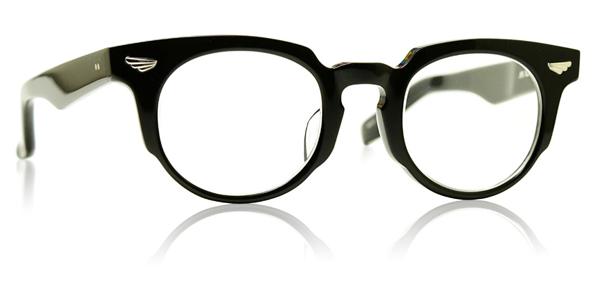 GROOVER(グルーヴァー)日本製・アセテートメガネフレームAVALON(アヴァロン) カラー:1 ブラック【smtb-TD】