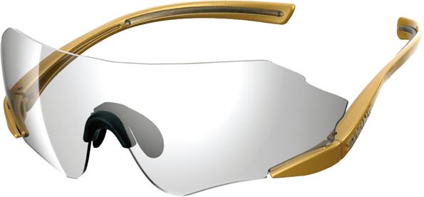 SWANS(スワンズ)日本製スポーツサングラスE-NOX NEURON20'(イーノックス ニューロン) ENN20-0712 カラー:ゴールド/シルバーミラー×クリアレンズ【smtb-TD】
