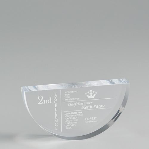アクリル製オーナメント A12-01B ★高さ130mm