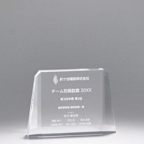 アクリル製オーナメント A15-01B ★高さ100mm