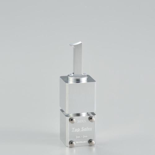 ★高さ150mm A96-01B アルミ製トロフィー
