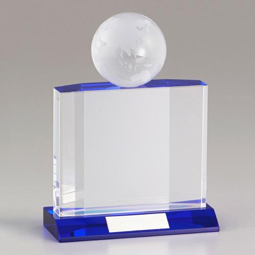 【版代別途必要】光学ガラス製オーナメント B51-02A ★高さ175mm
