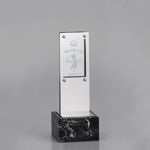 アクリル板付金属製オーナメント E96-04B ★高さ247mm