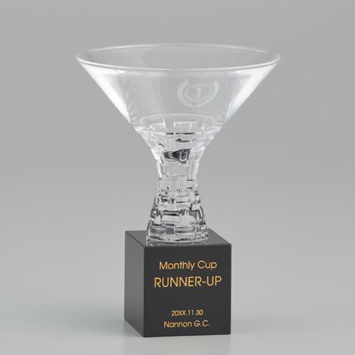【版代別途必要】ガラス製カップ E99-03B ★高さ180mm