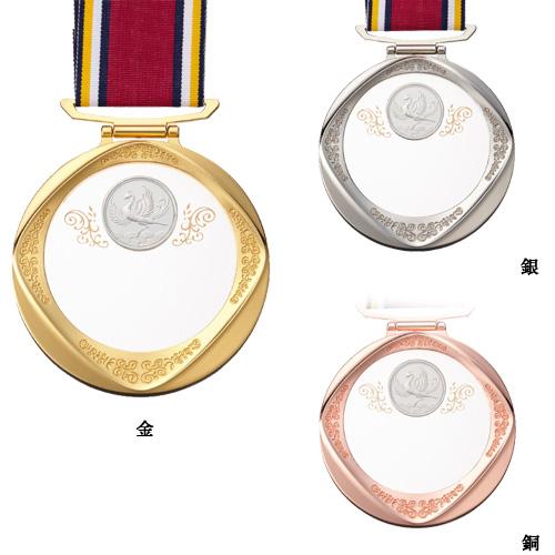 ラグジュアリーメダル MY-9710★直径75mm《SO-108》