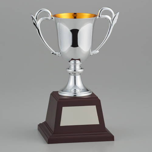優勝カップシルバーカップ NO-2502A ★高さ275mm 《BS12》