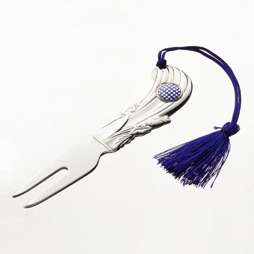銀製品 「すずらん」グリーンフォーク NS-1101 ★95mm