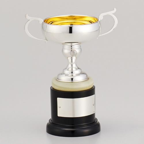 銀製品 ゴルフ用 カップ NS-1127A ★高さ170mm 《28×64》 ★プレート彫刻無料 ★送料無料