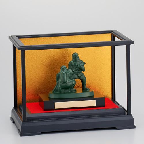 消防士置物 SB-41 ★高さ168mm《15x100》 消防・消防団表彰 退官記念品 退団記念品