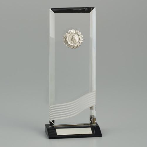 クリスタルオーナメント YC-2964A ★高さ217mm 《SO-108》