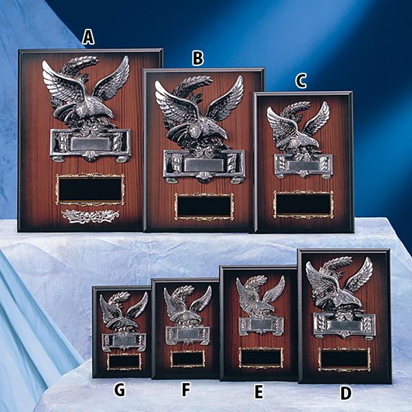 ★高さ340mm《H-6》 表彰楯 プレート彫刻無料 K-3003C