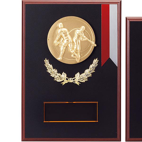 野球用表彰楯 K-1113A ★高さ340mm《H-6》 プレート彫刻無料