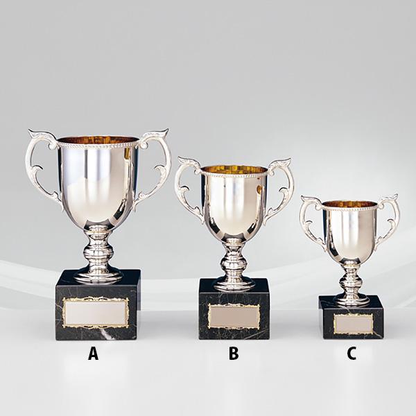 優勝カップ シルバーカップ RS-8115C★高さ185mm《ASH-1》 プレート色:銀 プレート彫刻無料 送料無料(ゴルフコンペ レプリカ 野球サッカー 体育祭 運動会 文化祭)