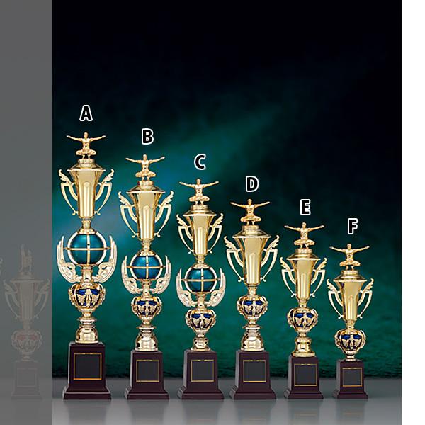 トロフィー T8741A ★高さ580mm《B-2》選べる競技108種類★名入れ彫刻無料 ゴルフコンペ 野球 サッカー バレー バスケットボール スポーツ大会 優勝記念品
