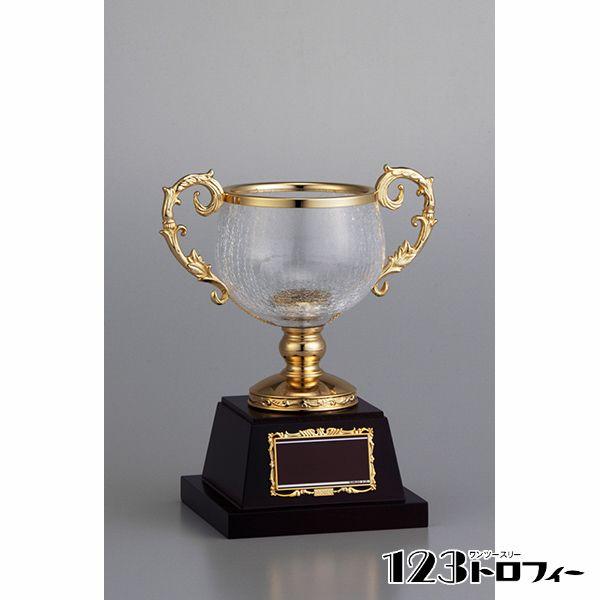 クリスタルカップ YC-2912B ★高さ260mm 《#B19》