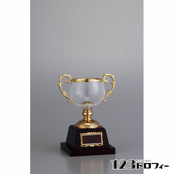 クリスタルカップ YC-2912C ★高さ241mm 《#B23》