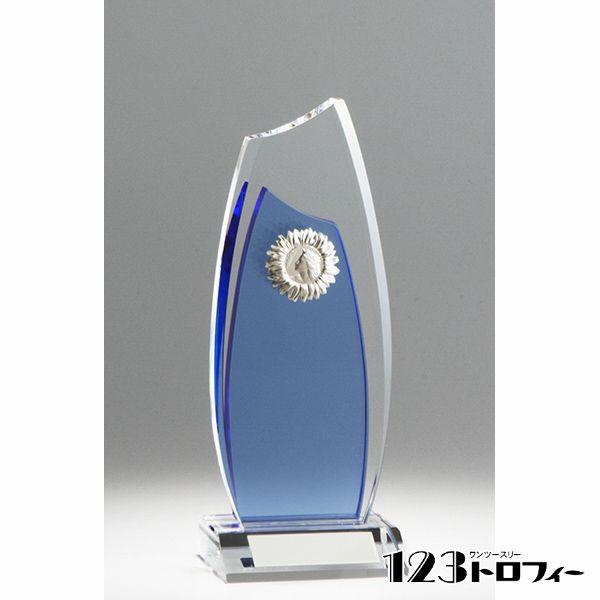 クリスタルオーナメント YC-2920B ★高さ218mm 《SO-108》