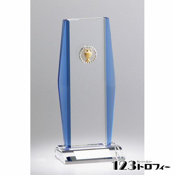 クリスタルオーナメント YC-2922A ★高さ222mm 《SO-108》