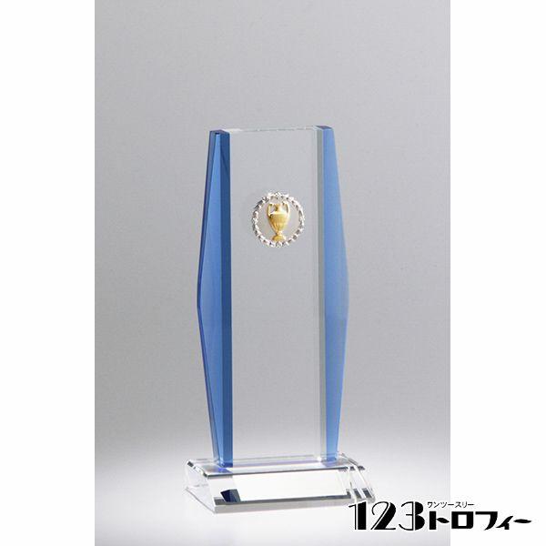 クリスタルオーナメント YC-2922B ★高さ196mm 《SO-108》