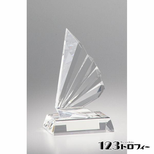 クリスタルオーナメント YC-2973B ★高さ225mm 《SO-106》