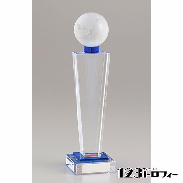 クリスタルオーナメント YC-2974A ★高さ275mm 《SO-110》