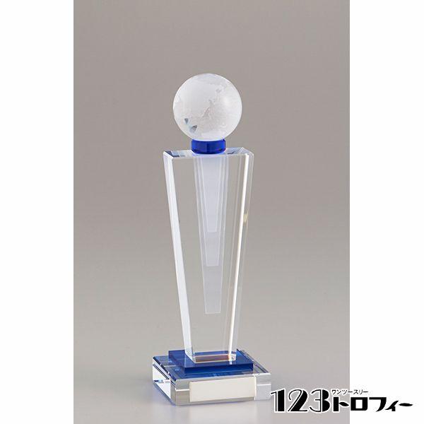 クリスタルオーナメント YC-2974B ★高さ240mm 《SO-110》