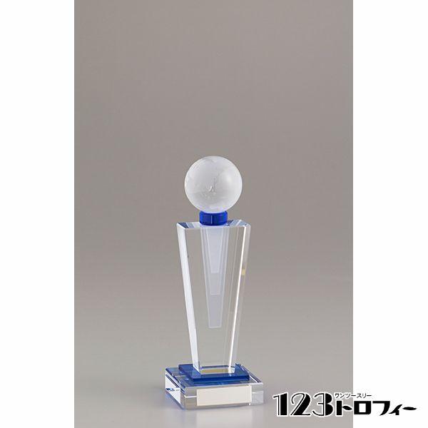 クリスタルオーナメント YC-2974C ★高さ215mm 《SO-110》