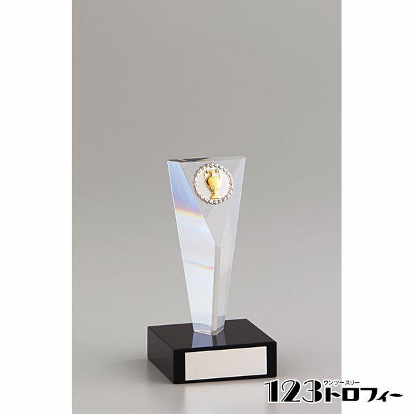 クリスタルオーナメント YC-2976C ★高さ150mm 《SO-108》