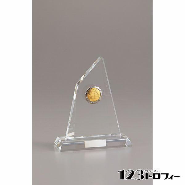 クリスタルオーナメント YC-2979B ★高さ195mm 《SO-110》