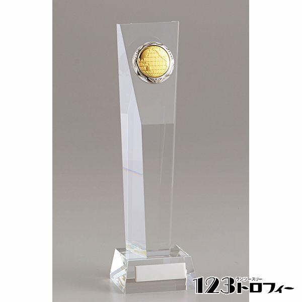 クリスタルオーナメント YC-2980A ★高さ250mm 《SO-110》