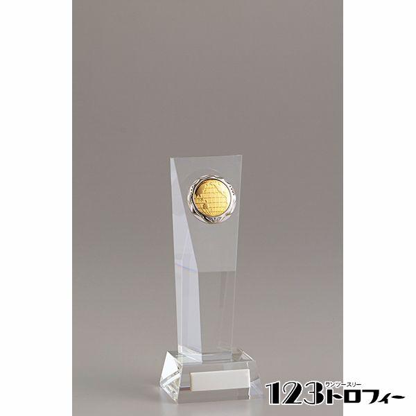 クリスタルオーナメント YC-2980C ★高さ190mm 《SO-110》