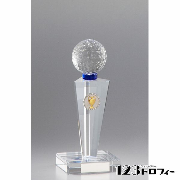ゴルフオーナメント YC-2983B ★高さ215mm 《SO-110》