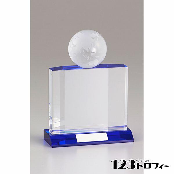 クリスタルオーナメント YC-2992A ★高さ175mm 《SO-110》
