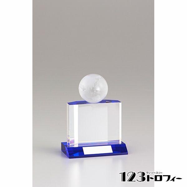 クリスタルオーナメント YC-2992B ★高さ135mm 《SO-110》