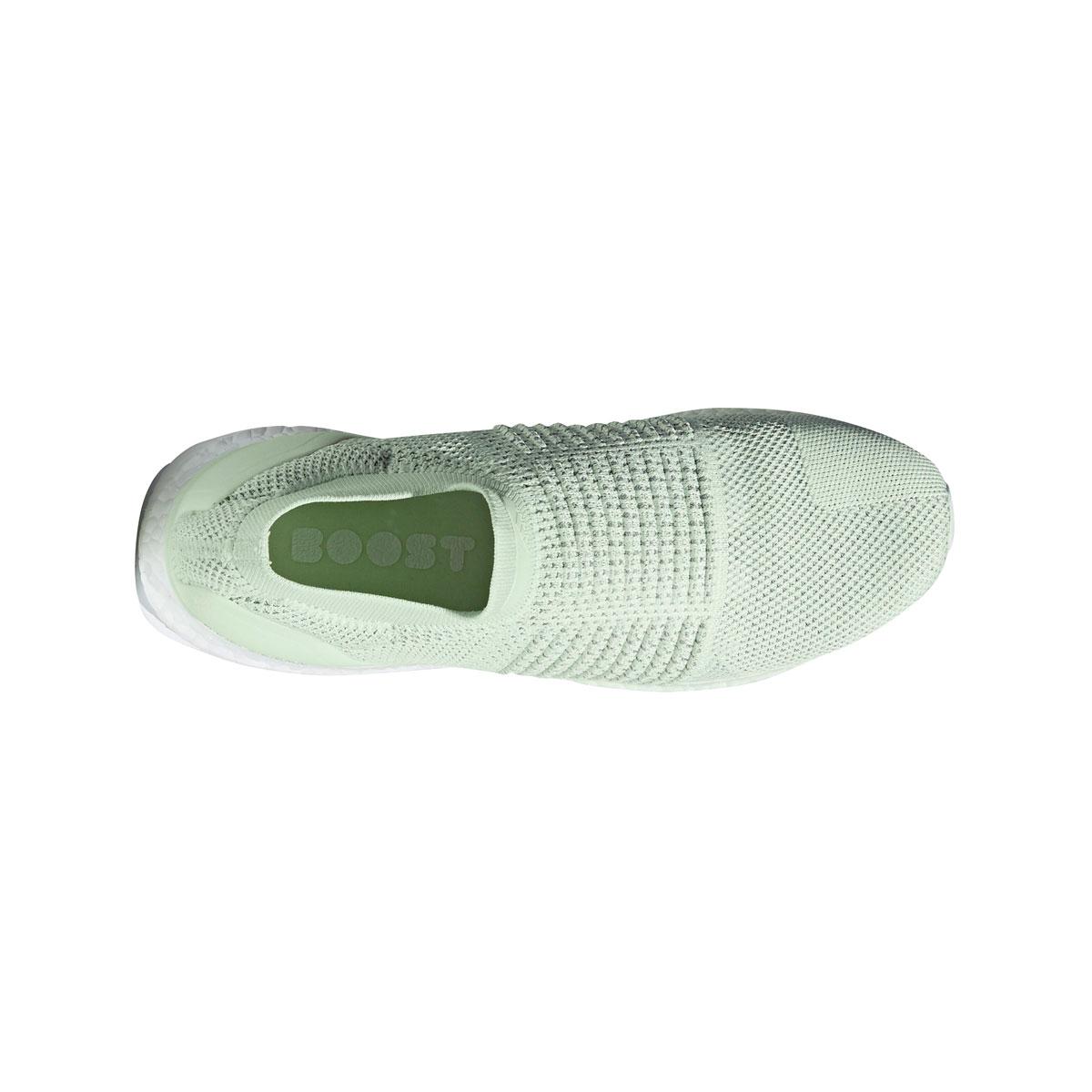 ecee71d32702d adidas UltraBOOST LACELESS LTD (Ash Green Aero Green Running White)