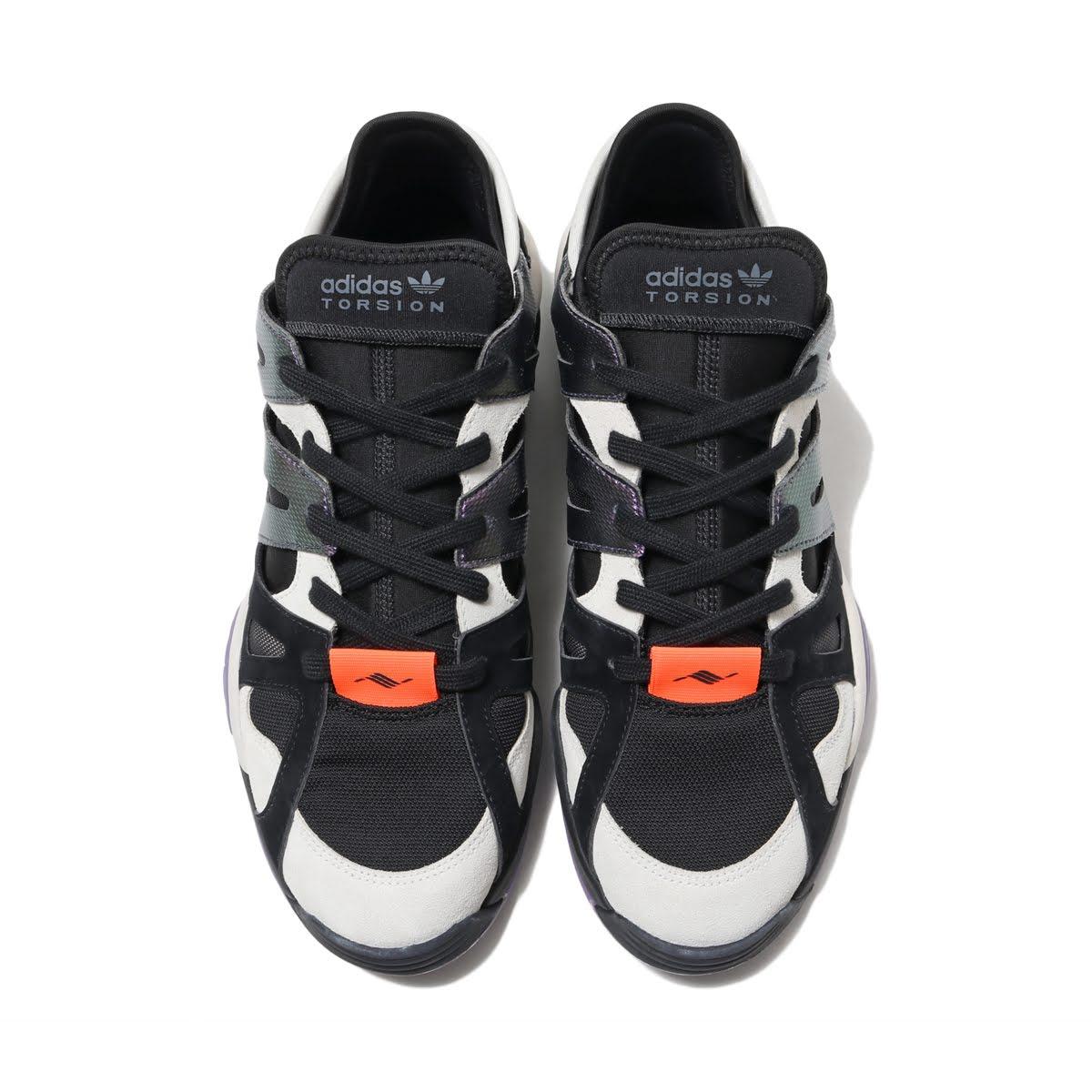 the latest 5aeb4 32a0c adidas Originals DIMENSION LO (CORE BLACKRAW WHITEACTIVE PURPLE) (Adidas  originals dimension low)