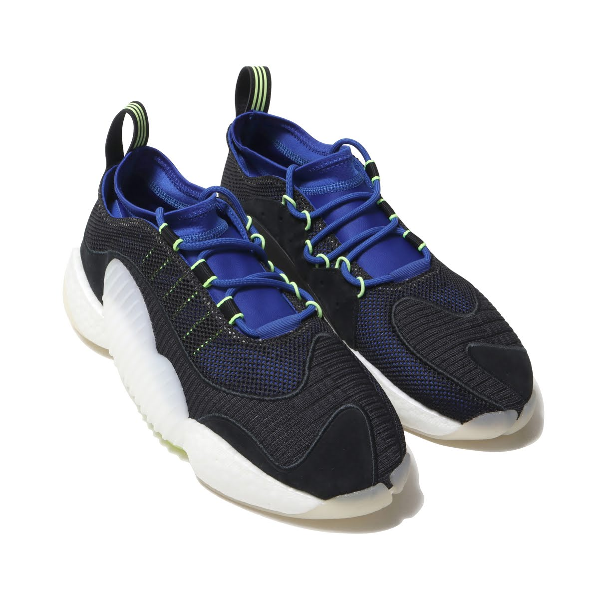 online store dbfdb 16f5a adidas Originals CRAZY BYW LVL II (CORE BLACKRUNNING WHITEHI-RES YELLOW) (Adidas  originals crazy BYW LVL II)