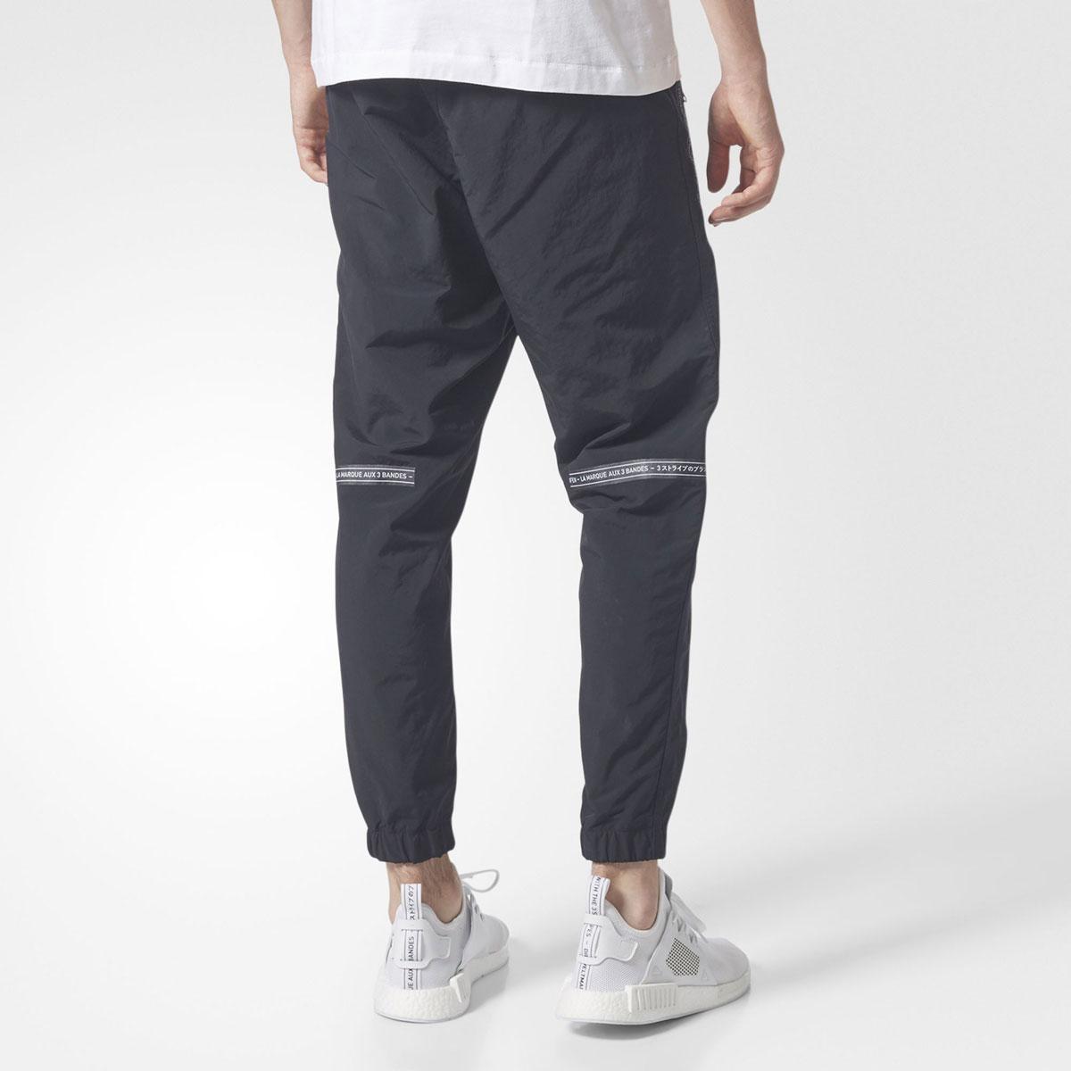 9cc1356200d1 adidas Originals NMD URBAN TRACKPANTS (BLACK WHITE) (Adidas originals NMD  Urban trackpants)