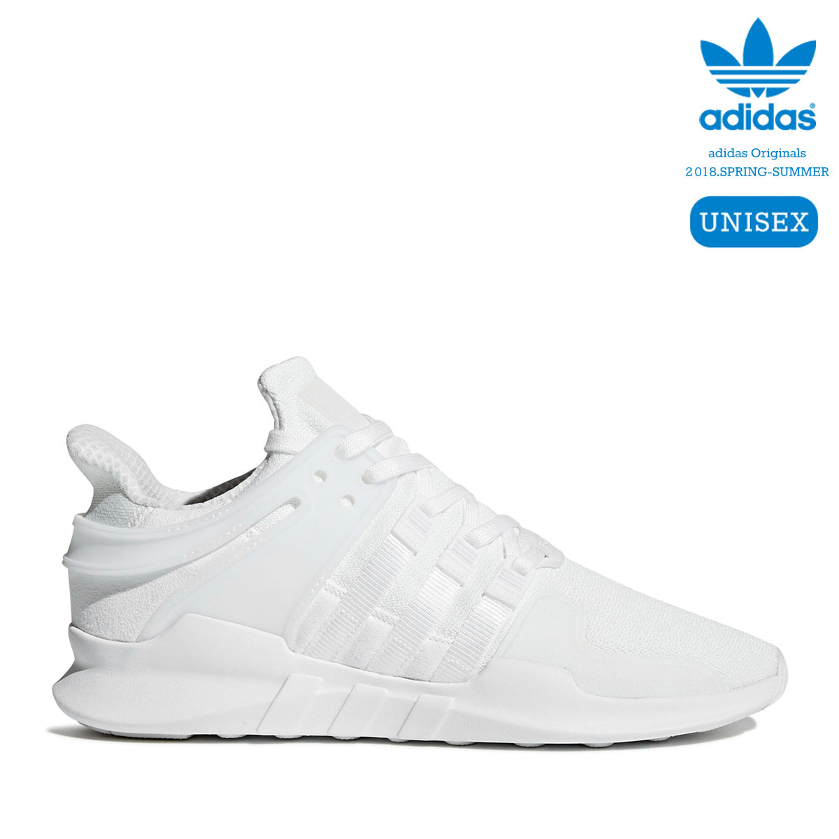 adidas Originals EQT SUPPORT ADV (Running White/Running White/Core Black) 【メンズサイズ】【18SS-I】【20】【sale0123】