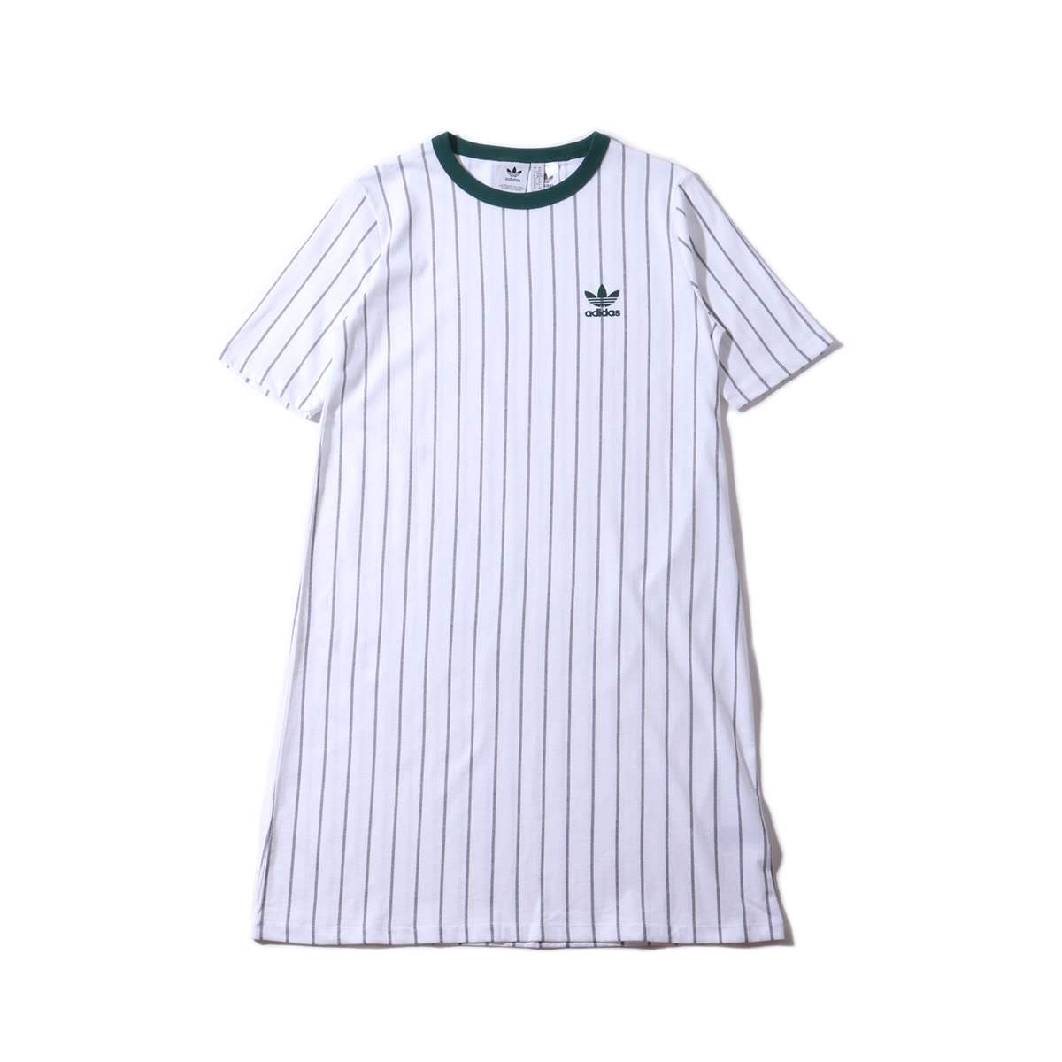 172b5d329 adidas Originals TEE DRESS (WHITE) (Adidas original Steed reply)