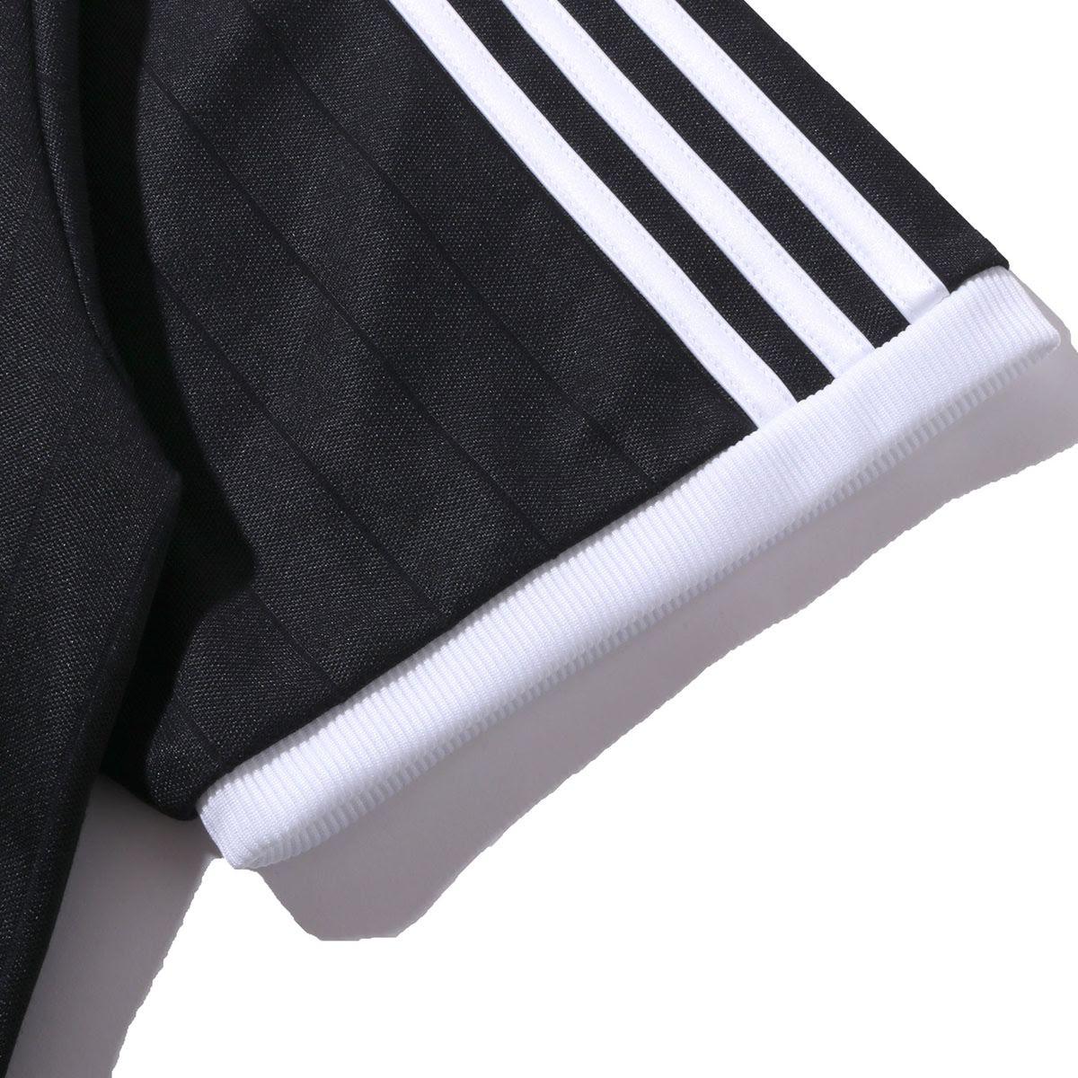 7dae383a75 ... adidas Originals BASEBALL TEE (BLACK/WHITE) (Adidas originals baseball  tea) ...