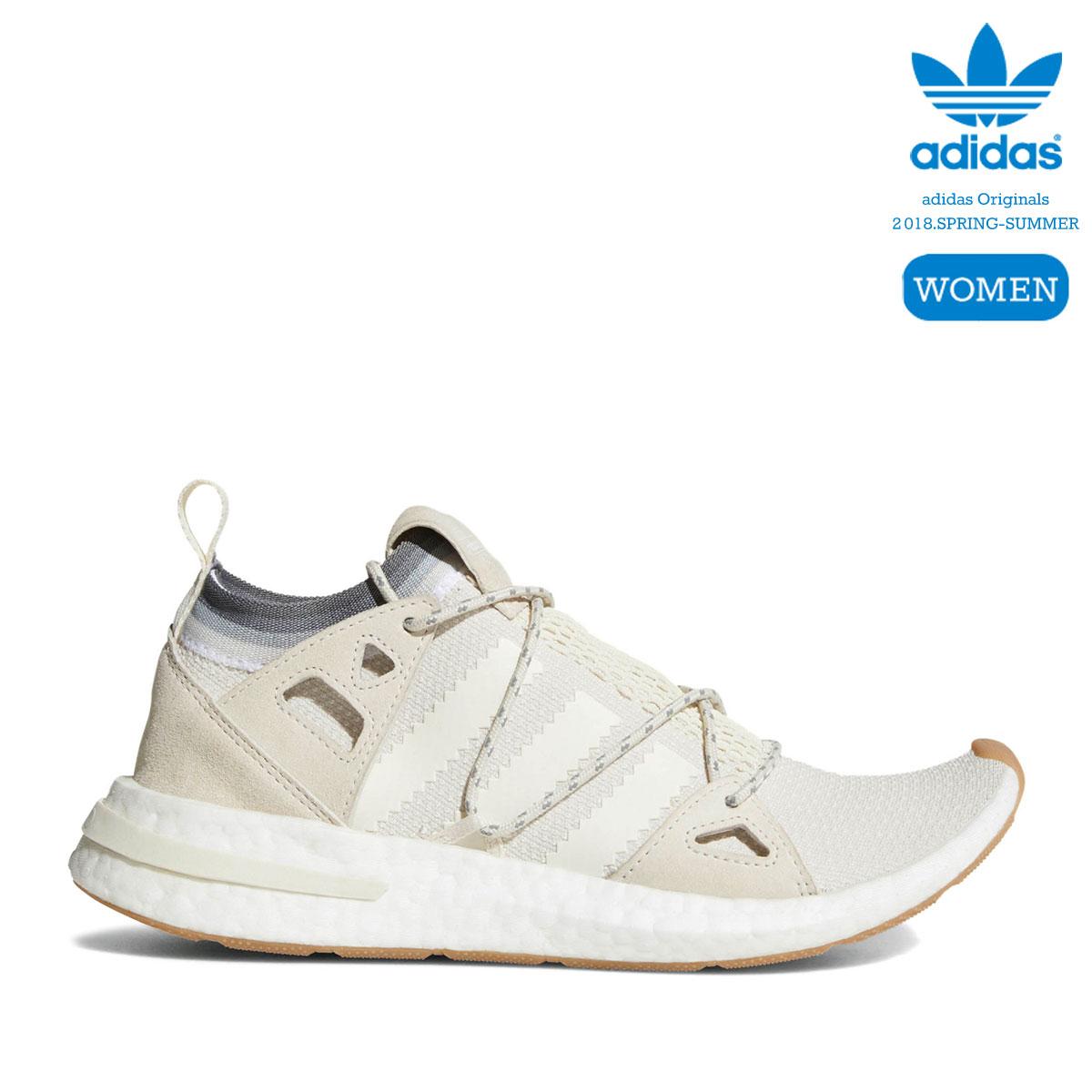 adidas Originals ARKYN W (Chalk White/Running White/Gum) 【レディースサイズ】【18SS-I】